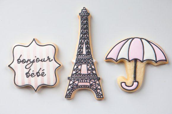 Baked Happy - Bonjour Bebe Cookies