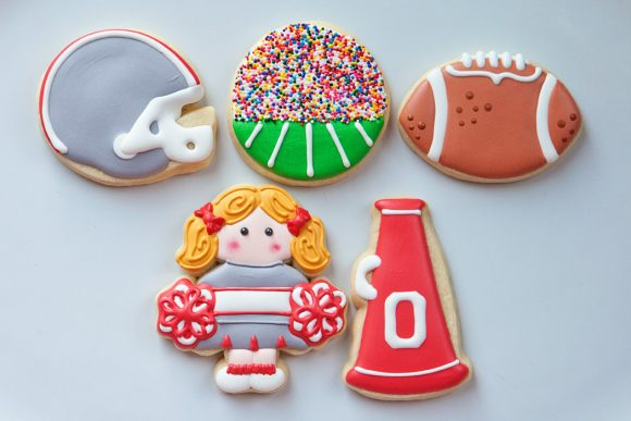 Baked Happy - OSU Football
