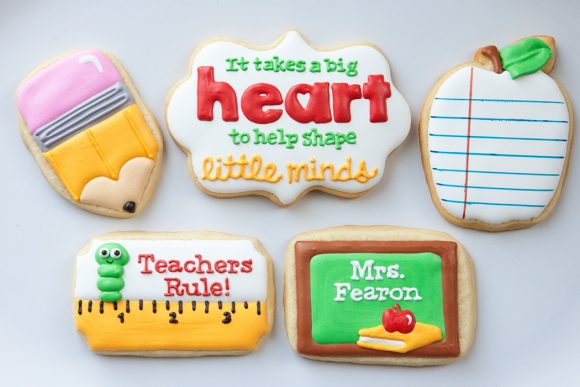 Baked Happy - Teacher Appreciation